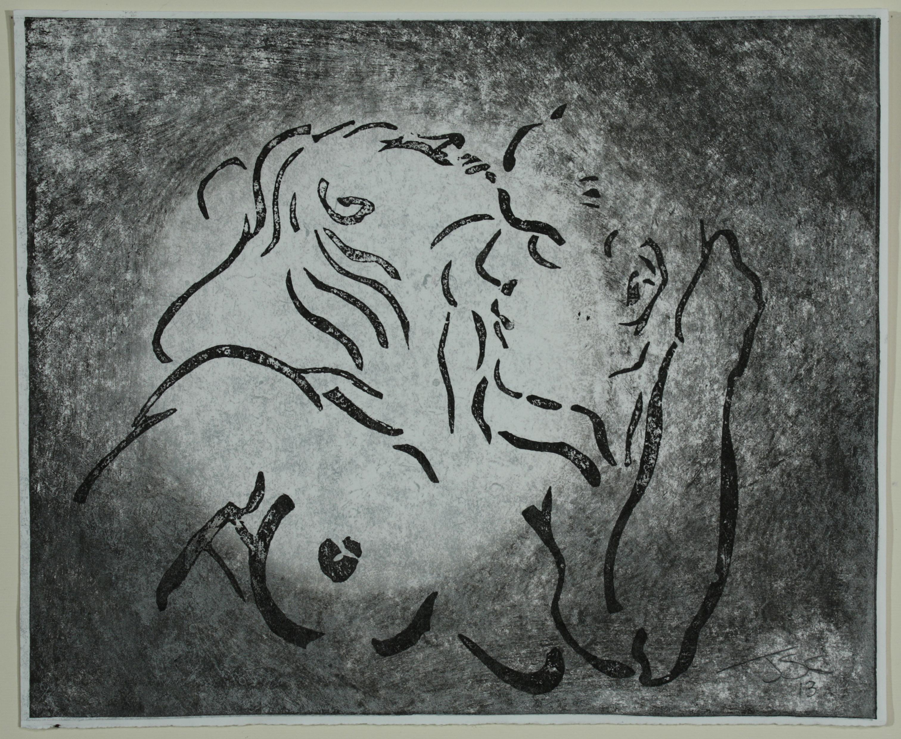 Pygmalion and Galatea II