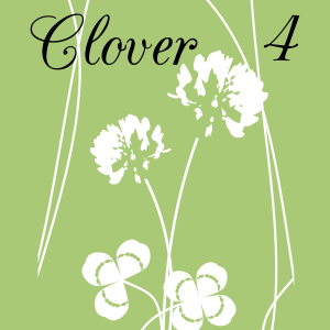 Clover; available for purchase on Etsy!